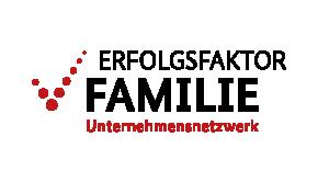 Mitglied im Unternehmensnetzwerk für ein familienfreundliches Arbeitsumfeld
